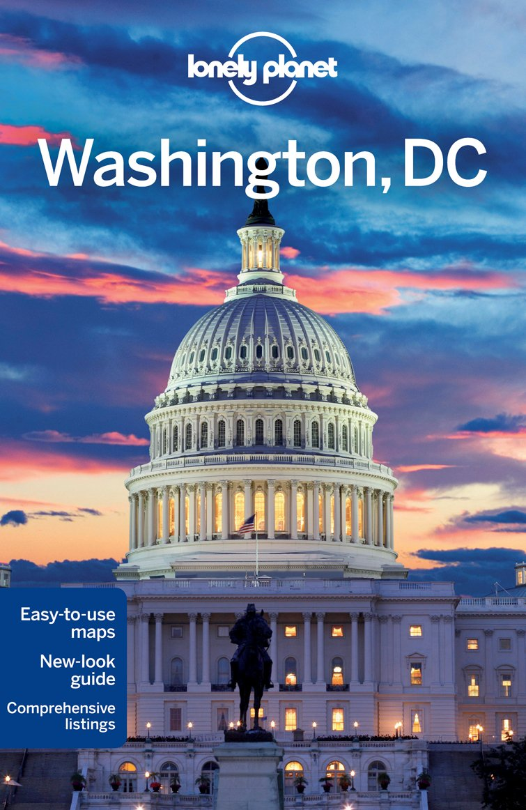 Lonely Planet Washington Travel Guide
