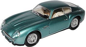 Lucky Die Cast Aston Martin Db4 Gt Zagato Grün Metallic James Bond 1960 1961 1 18 Yatming Modell Auto Mit Individiuellem Wunschkennzeichen Amazon De Spielzeug