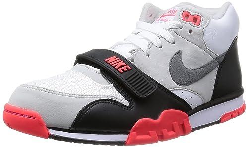 | Nike Air Trainer 1 Mid Premium QS Infared Mens