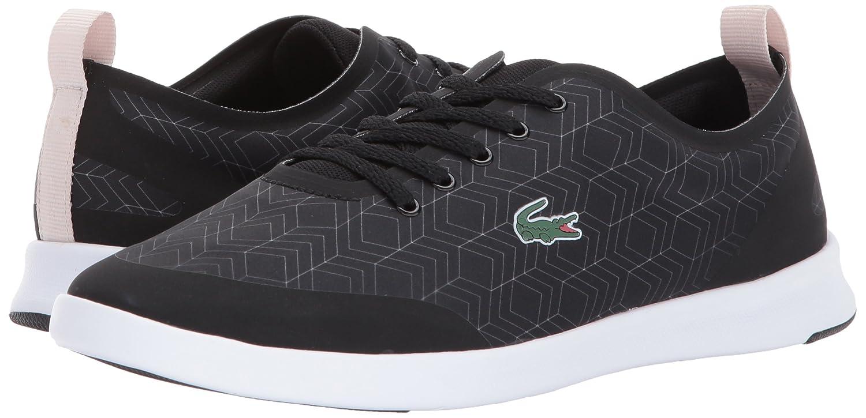 Lacoste Women's Avenir 417 2 US Black Sneaker B06ZZNN6CV 5 B(M) US Black 2 afd276