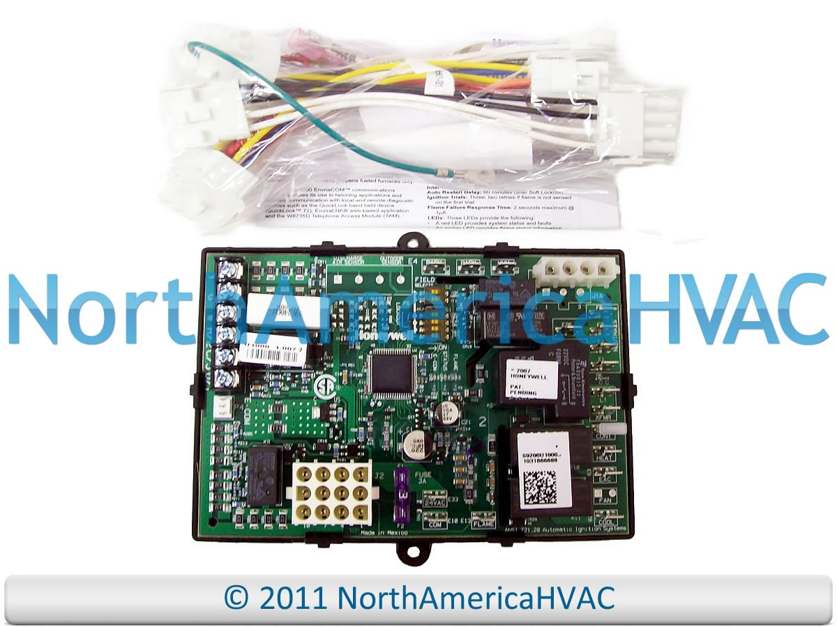 Replacement for Nordyne Furnace Fan Control Circuit Board 624591D