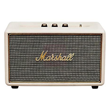 Marshall Acton Diffusore MP3/Smartphone, Bluetooth, Crema