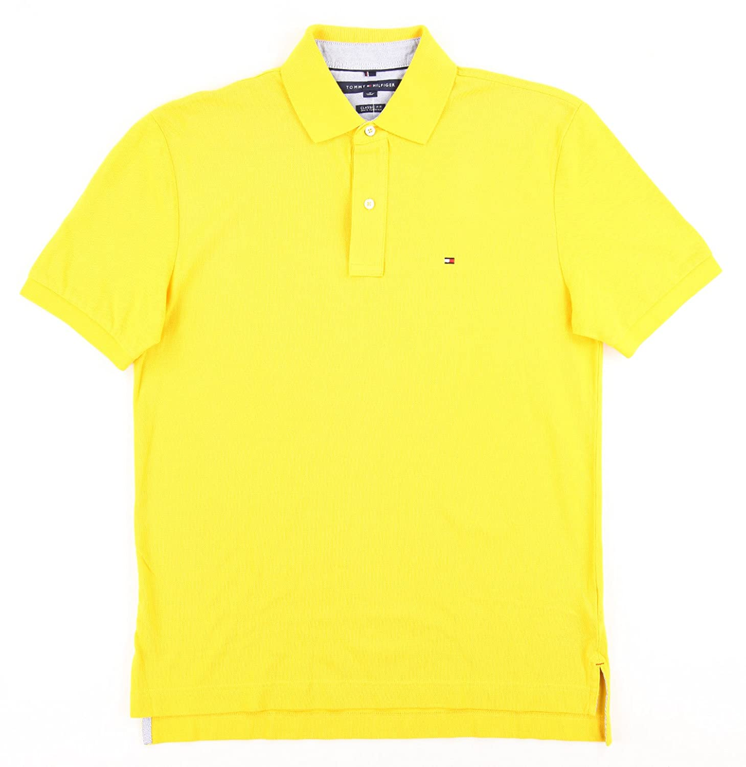 Tommy Hilfiger Yellow Polo