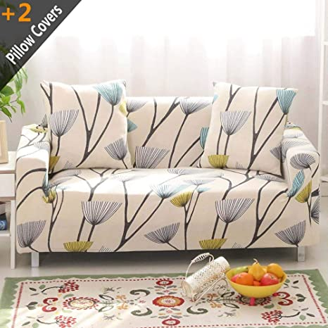 iisutas elásticas sofá fundas sofá Slipcovers sábana bajera ...