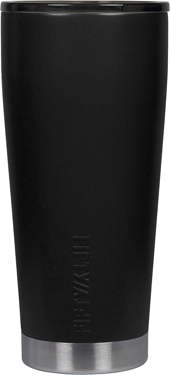 FIFTY/FIFTY Double Wall Vacuum Insulated Travel Tumbler