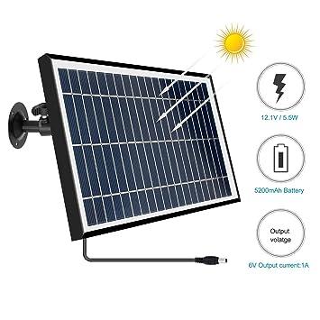 HCATNcame Panel Solar Cámara de la Vida Silvestre, Trail ...
