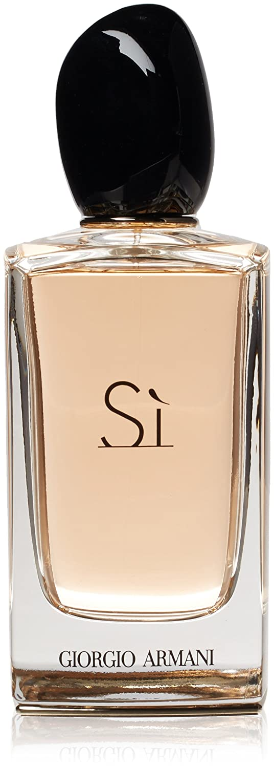 Giorgio Armani Si Eau de Parfum Spray for Women, 3.4 Ounce 3605521816658
