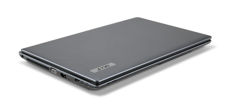 Acer Aspire 5733Z 15.6 inch Laptop (Intel Pentium P6200 2.13GHz, 2GB RAM,  500GB HDD, DVD-SM DL, LAN, WLAN, Webcam, Windows 7 Home Premiun 64-bit): ...