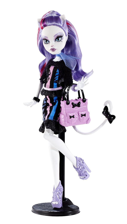 Catrine demew popular catrine demew doll buy cheap catrine demew doll - Amazon Com Monster High New Scaremester Catrine Demew Fashion Doll Toys Games