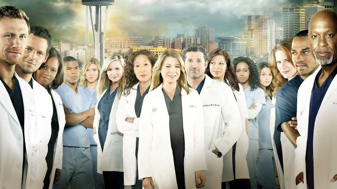 Amazon.com: 43x24 inch Greys Anatomy Season 10 Silk Poster 3GS7-511 ...