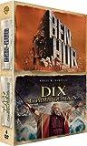 Ben-Hur + Les Dix Commandements - Coffret DVD