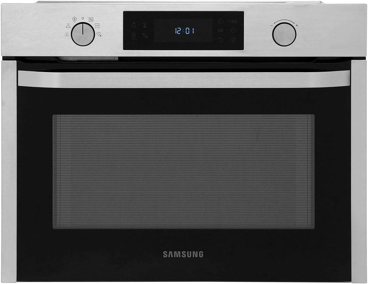 Samsung Horno multifunción empotrable nq50K3130bs Acabado Acero Inoxidable De 60cm