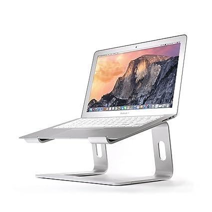 BoYata Soporte para computadora portátil: Compatible con computadoras portátiles (10 pulgadas ~ 17 pulgadas