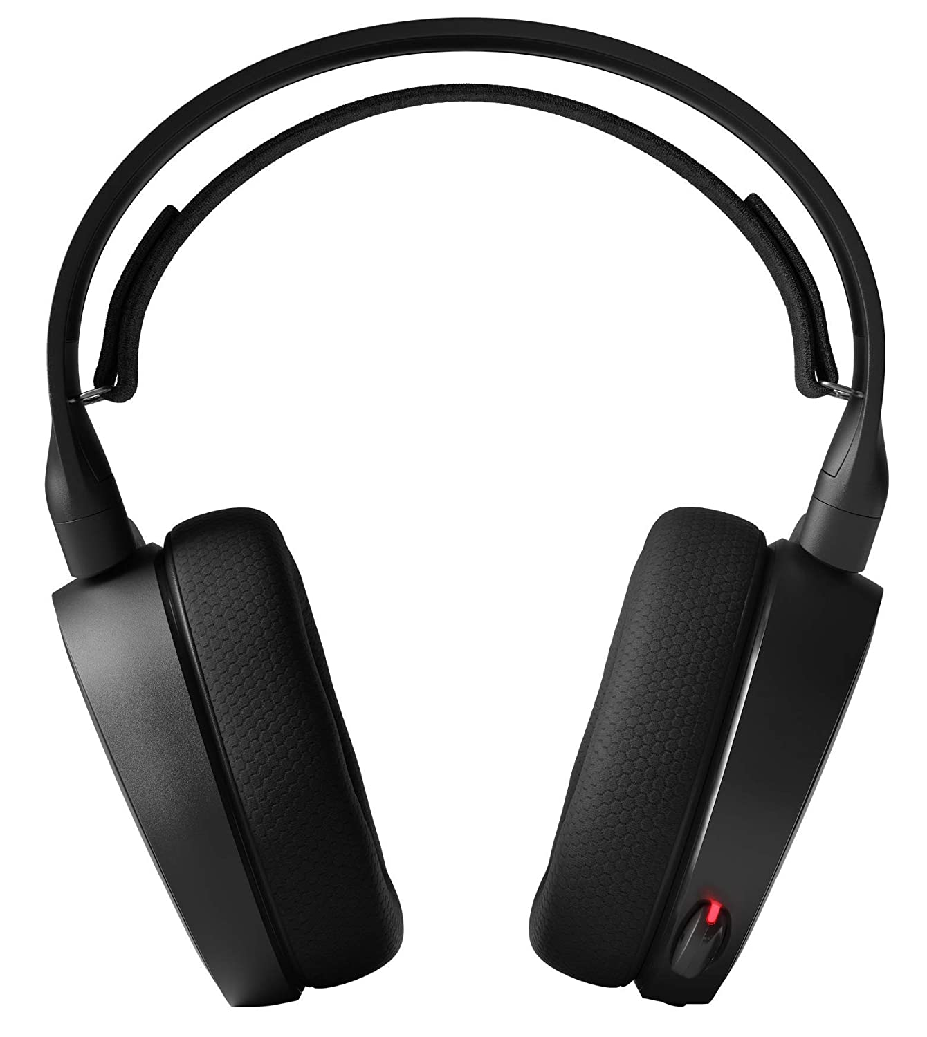 SteelSeries Arctis 5 Black For PC and PlayStation 4 RGB Illuminated Gaming Headset with DTS Headphone:X v2.0 Surround