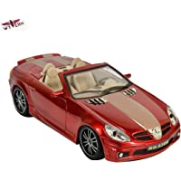 WYVERN Toy Car Pull Back red