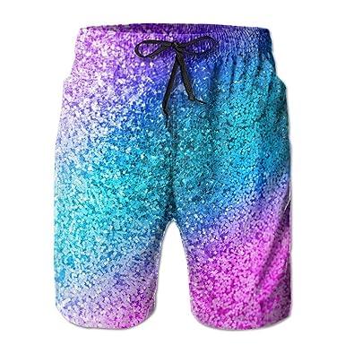 52e66927 Amazon.com: Zhenyub Sea Shells Mens Swim Trunks Quick Dry Summer Surf Beach  Board Shorts Pants: Clothing