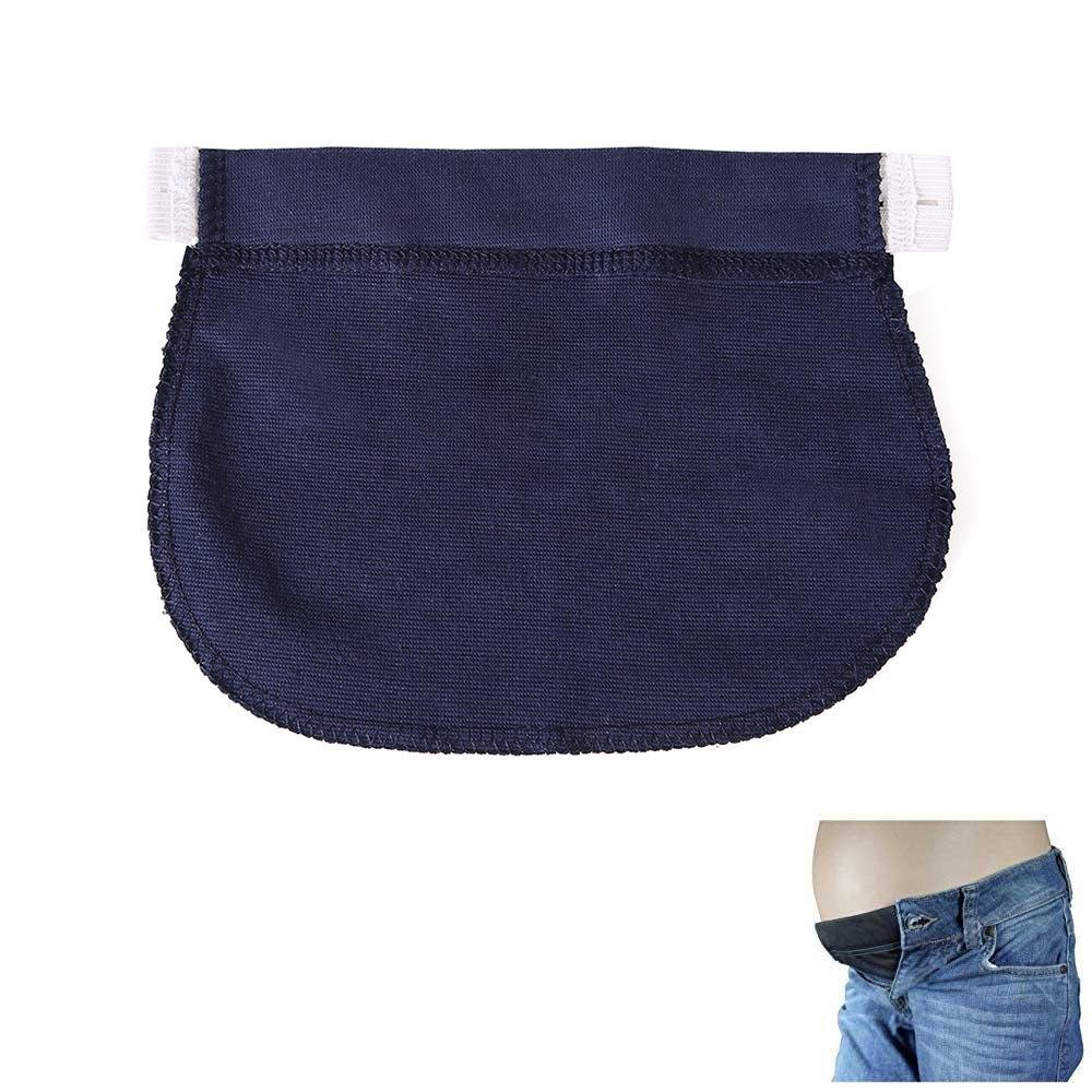 c2898f8fbc3bc Pregnancy Waistband Extender Adjustable Elastic Pant Expectant Belly Belt  Combo
