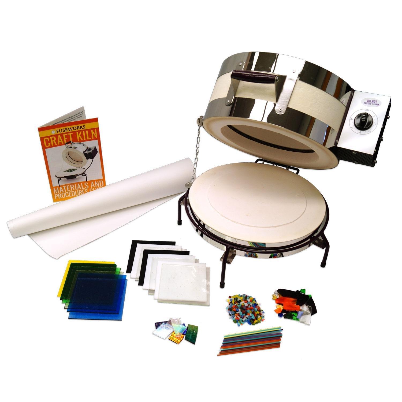 Fuseworks Craft Kiln Kit