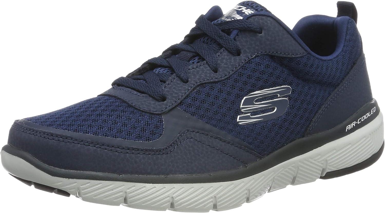 Skechers Flex Advantage 3.0 52954, Zapatillas para Hombre