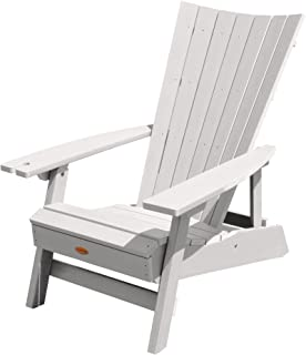 product image for Highwood AD-ADRID29B-WHE Manhattan Beach Adirondack Chair, One Size, White