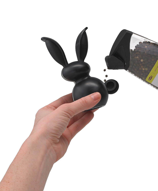 ChefN 011958 - Juego de 2 molinillos, diseño de conejo: Amazon.es: Hogar