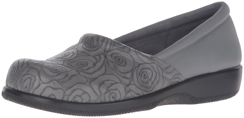 SoftWalk Women's Adora Flat B019P5UKJ6 6 N US|Grey