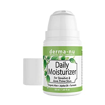 natural face moisturizer for acne prone skin