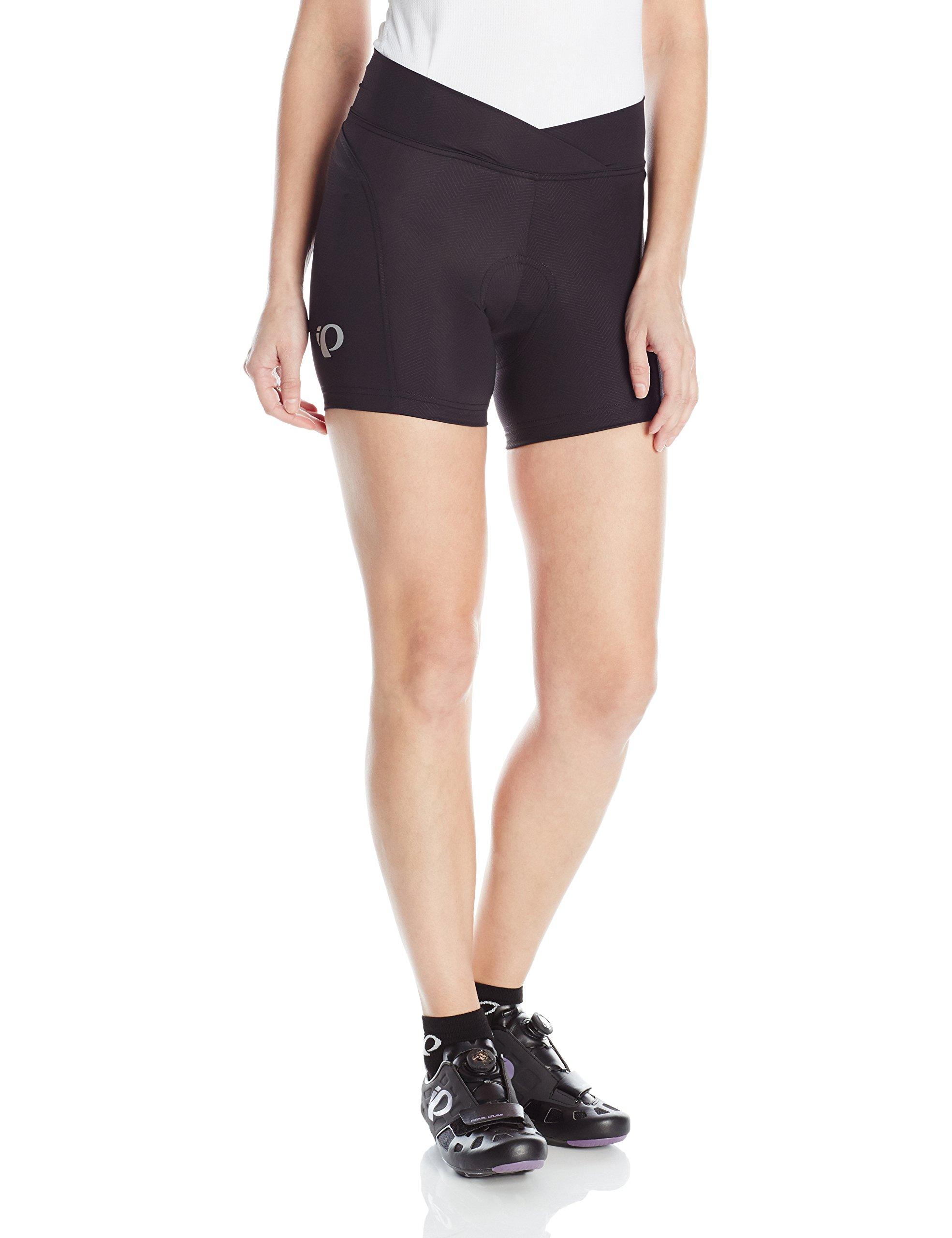 Pearl Izumi - Ride Women's Elite Escape Cut Shorts, Black Texture, X-Small