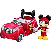 Fisher-Price Vehículo Disney Mickey, Hot Rod