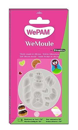 Wepam Wemoule PF00MD03 - Porcelana para modelar, diseño de muñecas rusas y bollería: Amazon.es: Oficina y papelería