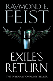 Exile's Return (Conclave of Shadows, Book 3)