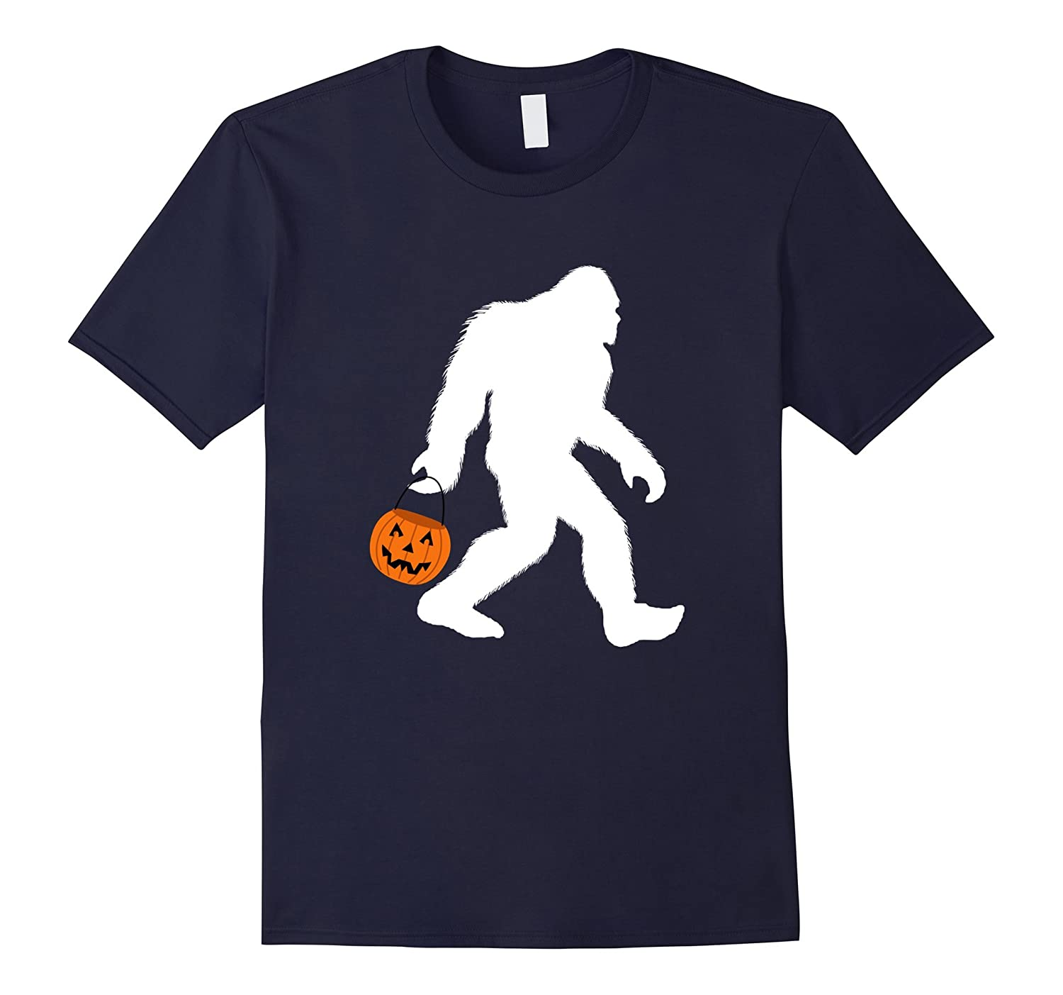 Bigfoot Halloween Costume Shirt Funny for Men Women Boy Girl-FL