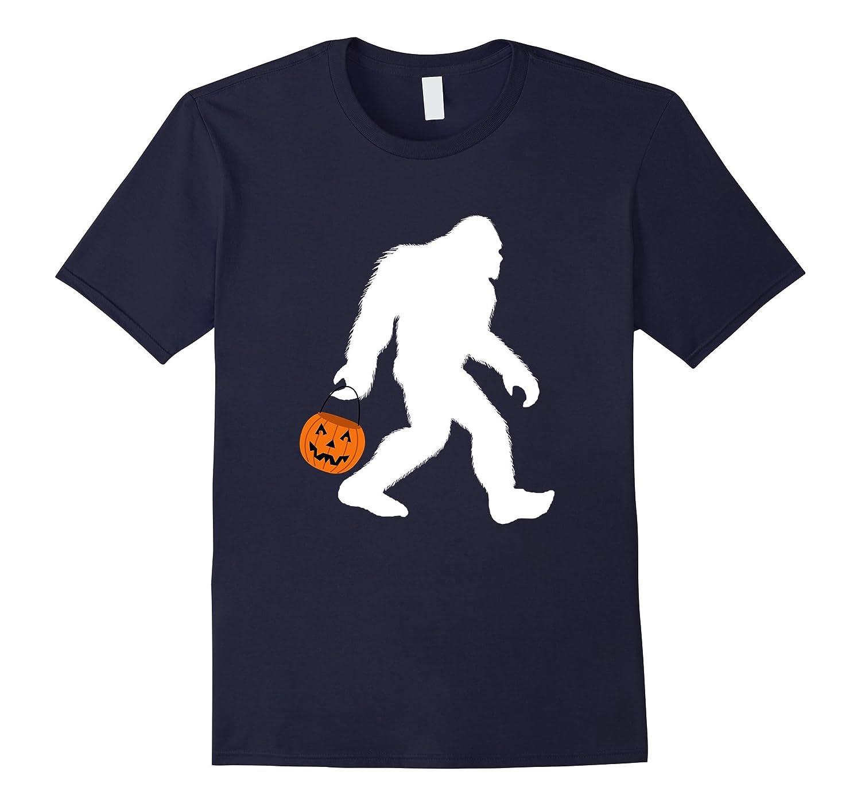 Bigfoot Halloween Costume Shirt Funny for Men Women Boy Girl-FL