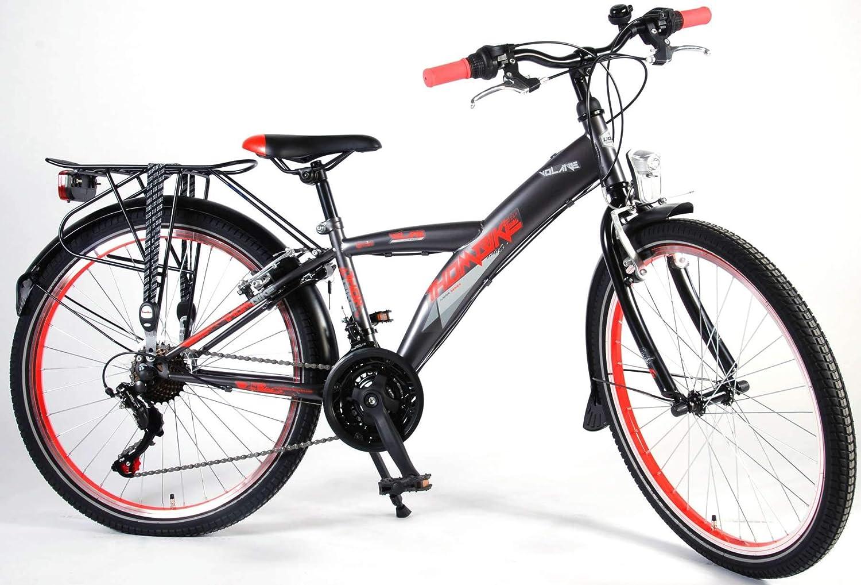 Bicicleta Niño Chico 24 Pulgadas Thombike City Freno Delantero y ...