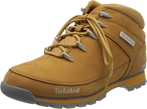 Geometría anchura Inodoro  Timberland Men's Euro Sprint Hiker A1tzv Classic Boots: Amazon.co.uk: Shoes  & Bags