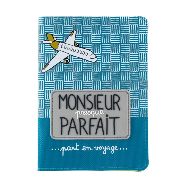 Derrière La Porte-passaporto: MONSIEUR perfetto per uomo, da ragazzo-Custodia DERRIERE LA PORTE D060-N050555