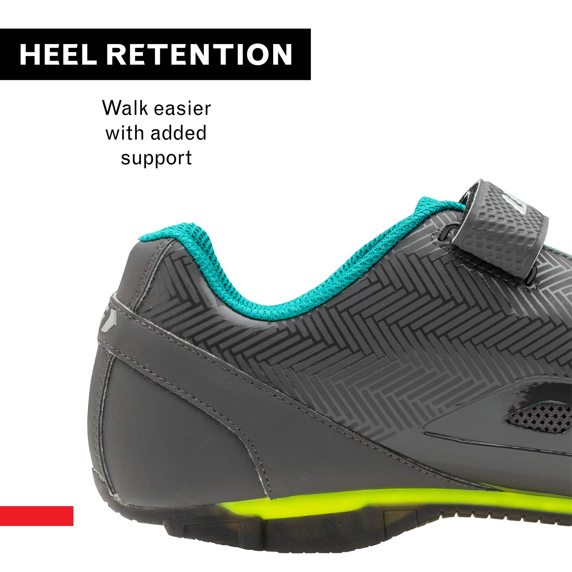 Commuting and MTB Louis Garneau Womens Multi Air Flex Bike Shoes for Indoor Cycling SPD Cleats Compatible with MTB Pedals