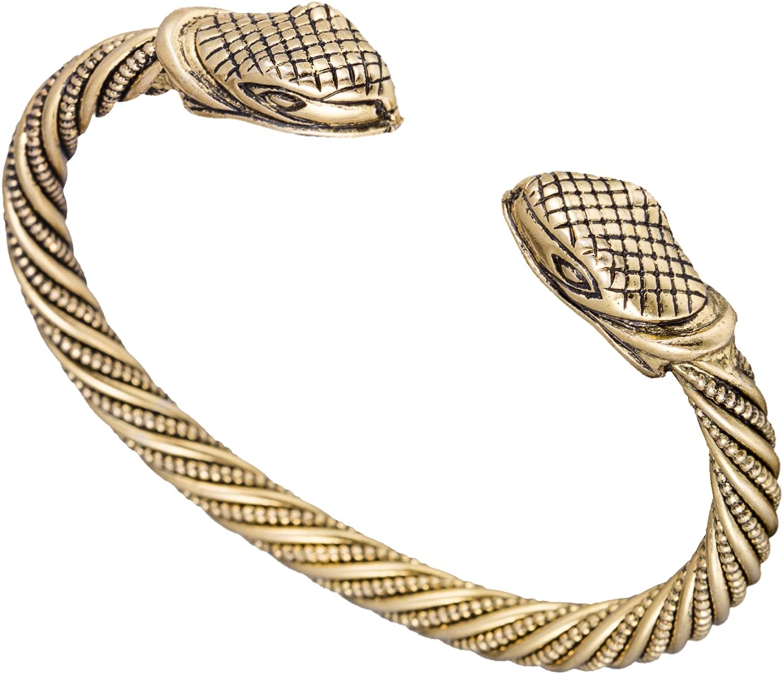 Vintage Snake Screw Indian...