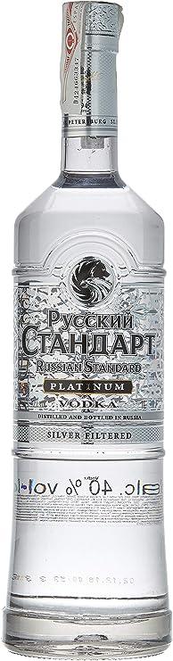 Russian Standard Russian Standard Platinum Vodka 40% Vol. 1L - 1000 ml