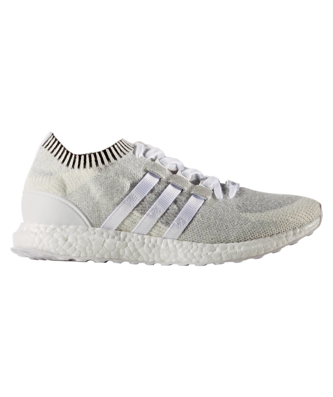Adidas Herren EQT Support Ultra Primeknit Schuhe, Farbe:Weiß (vintage white footwear white core black (BB1242),Größe 46 EU