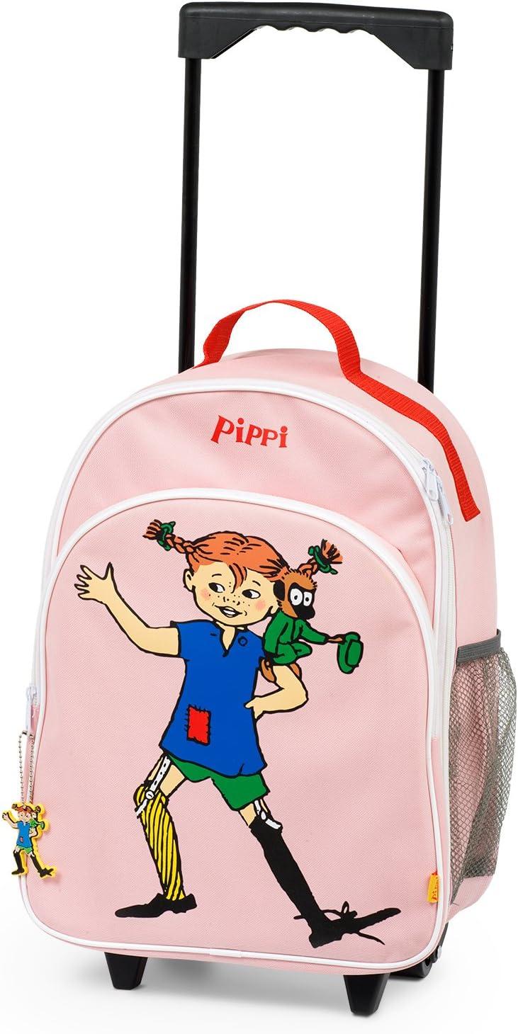 Pink Pippi Trolley Bag
