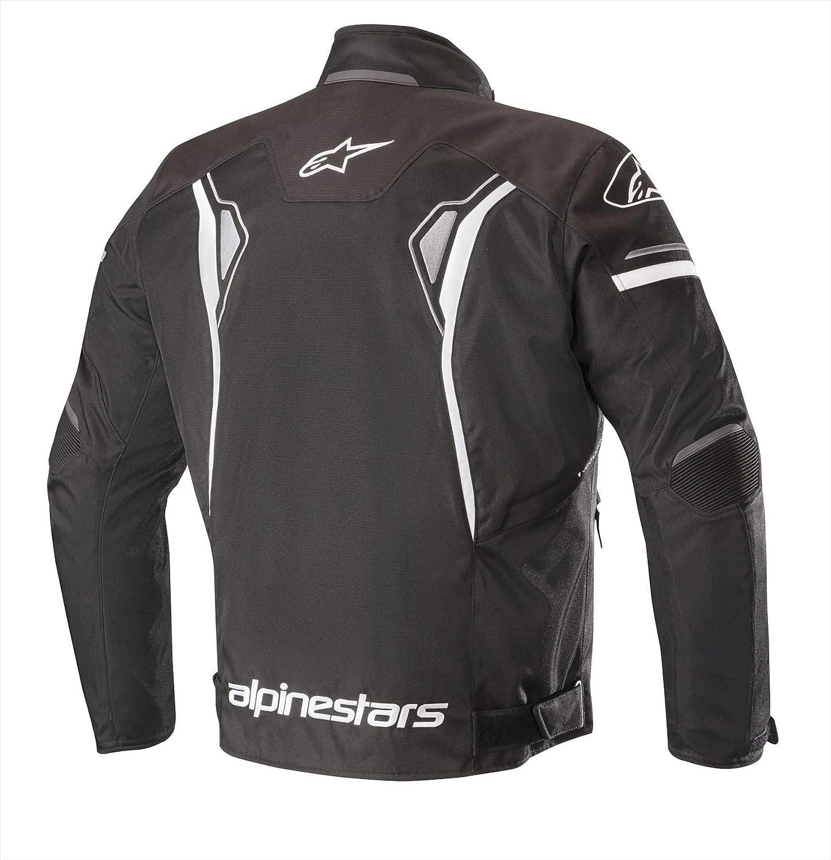 colore: Bianco//Nero Alpinestars T-sp-1 taglia L Giacca impermeabile da motociclista