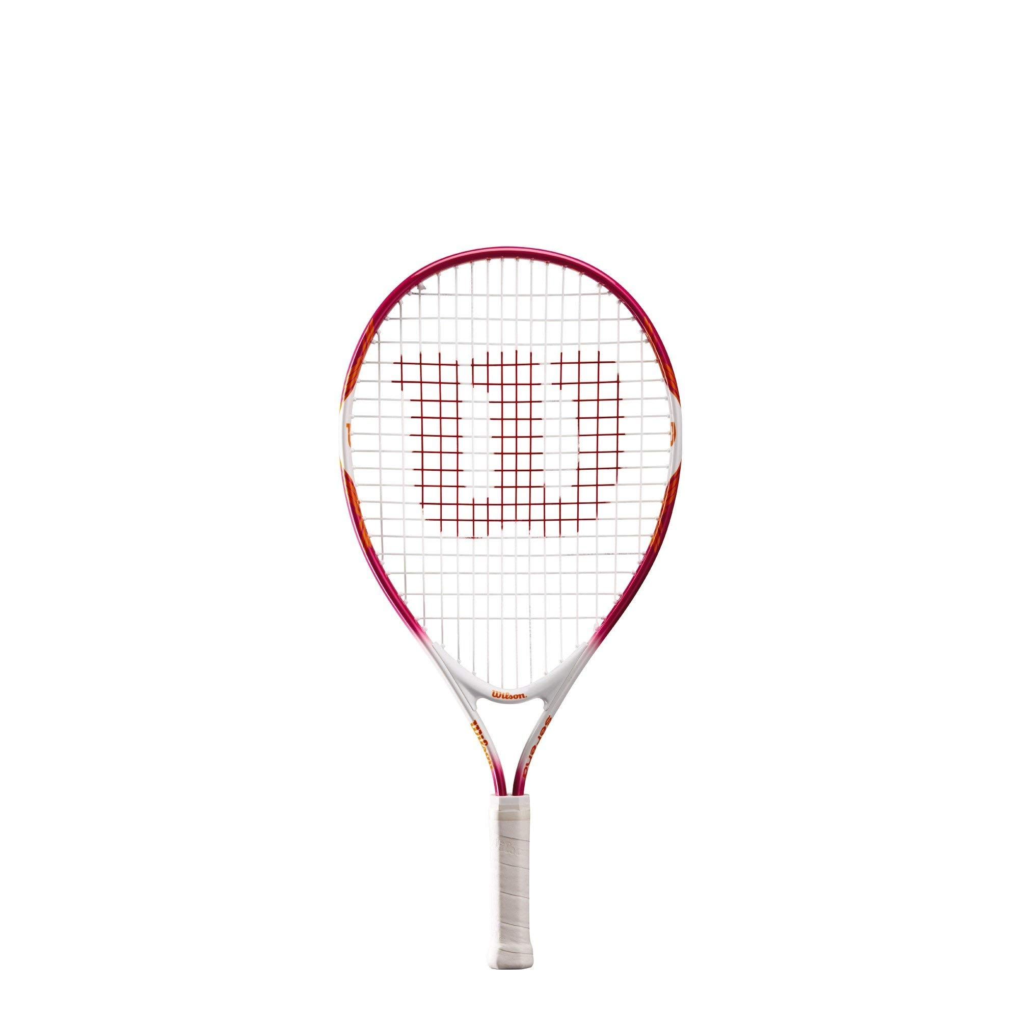 Wilson Serena Williams Junior Tennis Racquet (Pink, 21 Inch Racquet)
