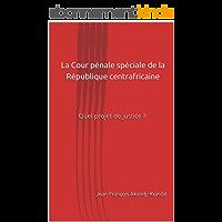 La Cour pénale spéciale de la République centrafricaine: Quel projet de justice ? (Afriques en Mouvement t. 1)