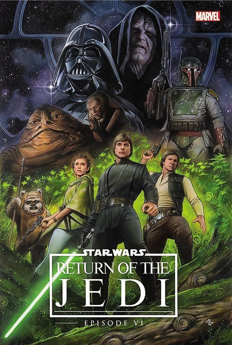 Star Wars Episode Vi Return Of The Jedi Star Wars Return Of The