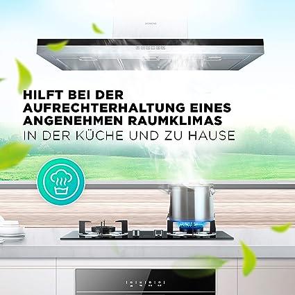 Filtro de carbón vioks filtro de carbón activo Campana para Balay Bosch Siemens 00361047 255 x 265 cm): Amazon.es: Grandes electrodomésticos