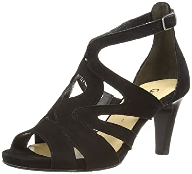 Gabor Shoes 21.820 Damen Knöchelriemchen Pumps