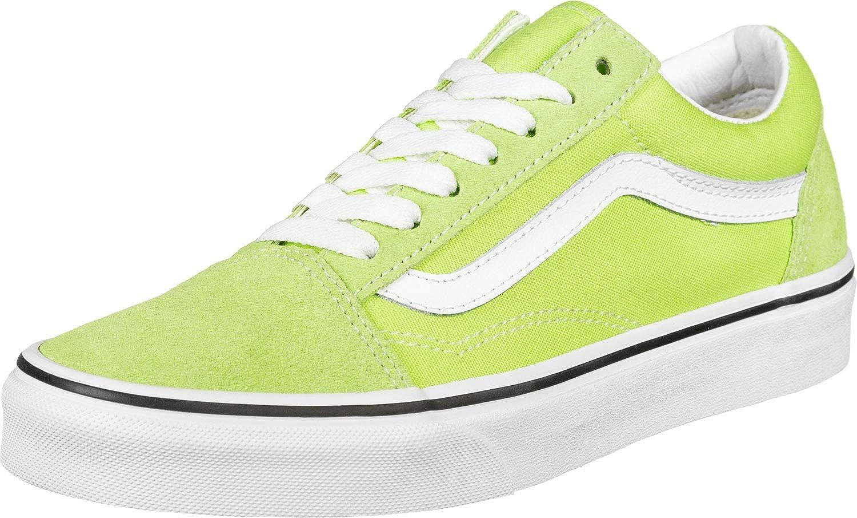 Vans Old Skool Sharp GreenTrue White 7 Men 8.5 Women