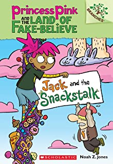 Amazon moldylocks and the three beards a branches book jack and the snackstalk a branches book princess pink and the land of fake fandeluxe Images