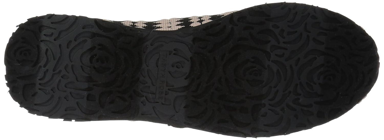 Taryn Rose Women's Caren Sneaker B079FDPSLJ 8.5 M Medium US|Black/Chai